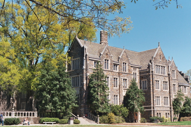 Duke Psychology Building